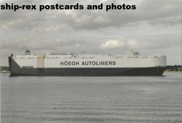 HOEGH ST. PETERSBURG (Hoegh Autoliners) photo